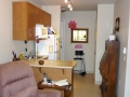 RJ Kent Apartment Kitchenette
